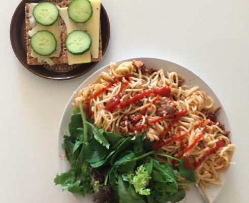 Spaghetti Bol.
